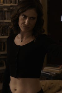 Gina Hecht as Cy
