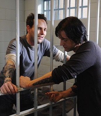 Harper's Island - Seasion 1 - Ben Cotton as Shane Pierce and Dean Chekvala as J.D. Dunn