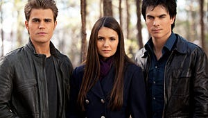 The Vampire Diaries' Julie Plec: Damon Never Really Gives Up
