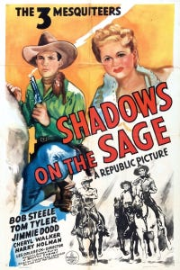 Shadows on the Sage as Deputy Who Won't Take Sheriff's Job (uncredited)