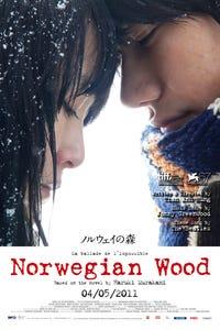 Norwegian Wood as Naoko