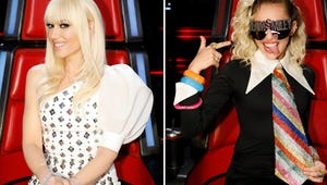 The Voice: Which Coach Has the Craziest Style, Gwen Stefani or Miley Cyrus?