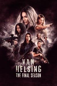Van Helsing as Scarlett Harker