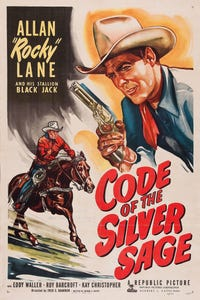 Code of the Silver Sage as Capt. Matthews