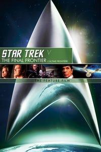 Star Trek V: The Final Frontier as Kirk/
