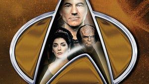 Exclusive Sneak Peek: Star Trek: The Next Generation's Second Season Finally Hits Blu-ray