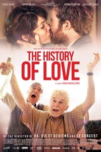The History of Love as Bruno Leibovitch