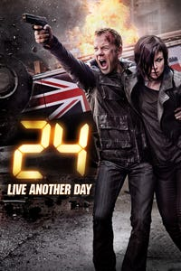 24: Live Another Day as Kate Morgan