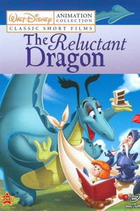 The Reluctant Dragon as Mrs. Benchley