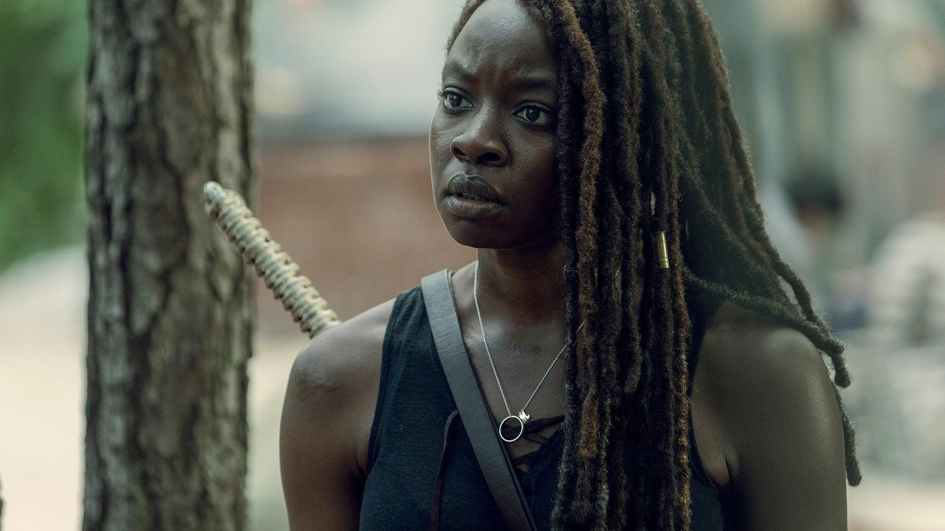 The Walking Dead: Danai Gurira confirms she is leaving the