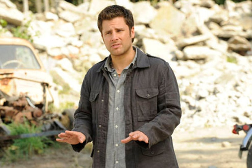 "Psych - Season 4 - ""A Very Juliet Episode"" - James Roday"