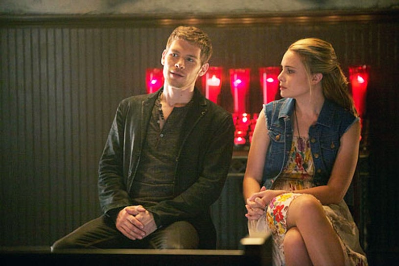 """The Originals - """"Girl in New Orleans"""" - Joseph Morgan and Leah Pipes"""