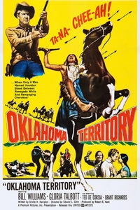 Oklahoma Territory as Ward Harlen