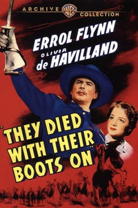 They Died With Their Boots On as Elizabeth Bacon