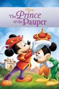 The Prince and the Pauper as Mickey/the Prince