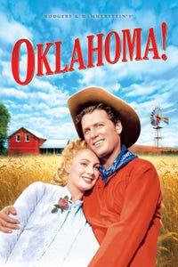 Oklahoma! as Cowboy at Train Depot