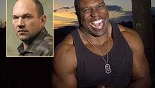 "Prison Break: Will Linebacker ""Terry Tate"" Sack Bellick?"