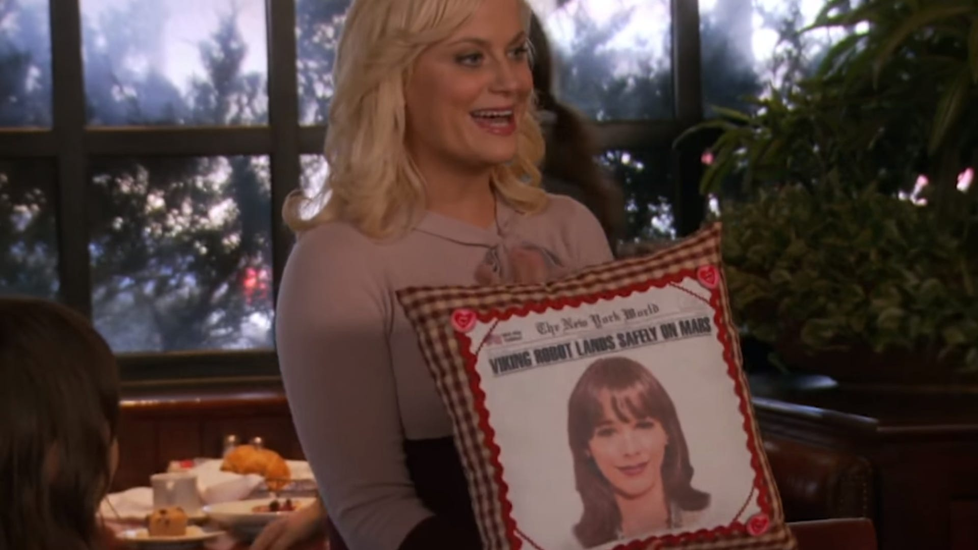 Galentine's Day Parks and Recreation