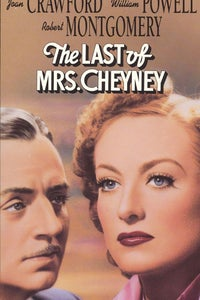 The Last of Mrs. Cheyney as Charles