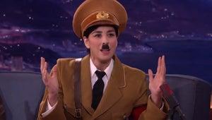 VIDEO: Sarah Silverman Does an Amazing Portrayal of Adolf Hitler to Bash Donald Trump