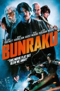 Bunraku as Killer No. 2