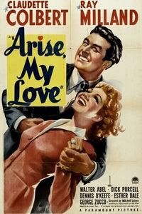 Arise, My Love as Tom Martin