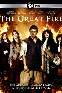 The Great Fire as King Charles II