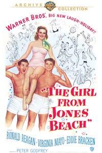 The Girl From Jones Beach as Judge Bullfinch
