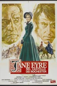 Jane Eyre as Brocklehurst