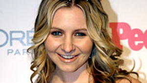 Beverley Mitchell Gets Married