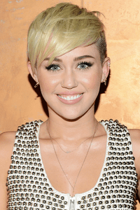 Miley Cyrus as Celebrity