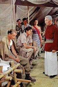 Philip Ahn as Col. Kuroki