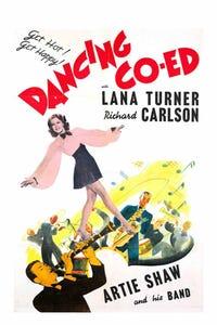 Dancing Co-ed as Braddock