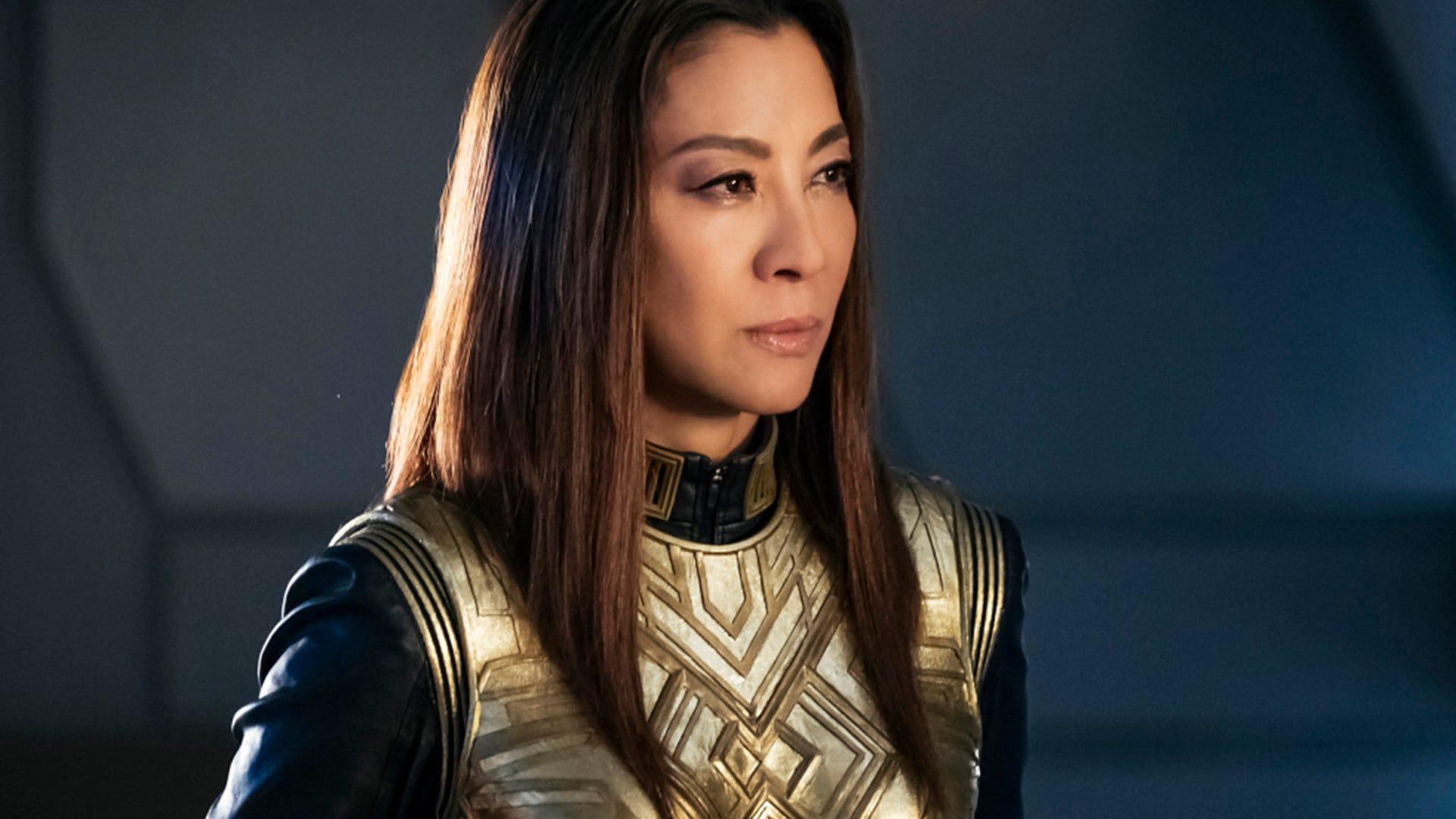 Michelle Yeoh, Star Trek: Discovery