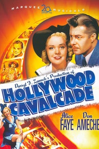 Hollywood Cavalcade as Keystone Cop