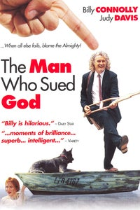 The Man Who Sued God as Steve Myers