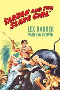 Tarzan and the Slave Girl as High Priest