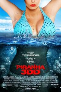 Piranha 2 as Novak