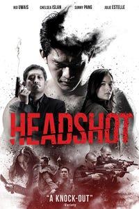 Headshot as Ishmael