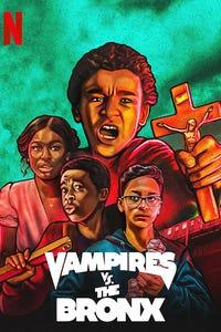 Vampires vs. the Bronx as Imani Lewis