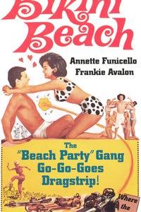 Bikini Beach as Eric Von Zipper