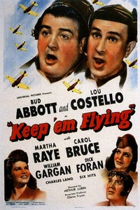 Keep 'em Flying as Craig Morrison