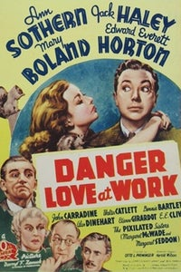 Danger---Love at Work as Parsons
