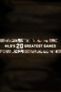 MLB's 20 Greatest Games