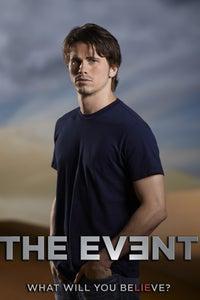 The Event as Michael Buchanan
