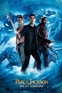Percy Jackson: Sea of Monsters as Chiron