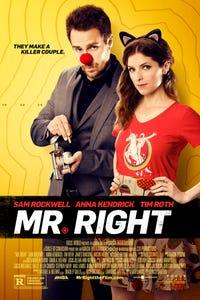 Mr. Right as Hopper