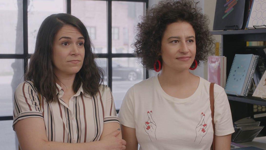 Abbi Jacobson and Ilana Glazer, Broad City
