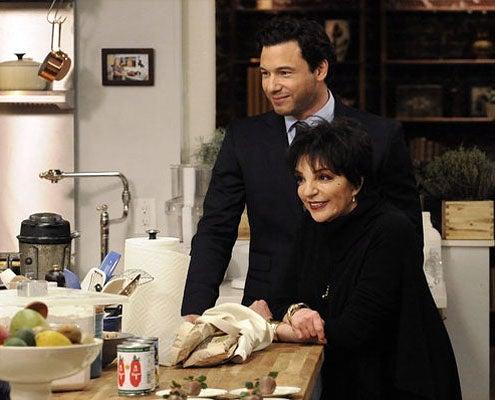 """Rocco's Dinner Party - Season 1 - """"Liza with a 'B!'"""" - Rocco DiSpirito and Liza Minnelli"""