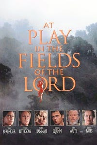 At Play in the Fields of the Lord as Hazel Quarrier